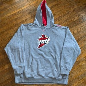 Nike Iowa State Cyclones Hoodie